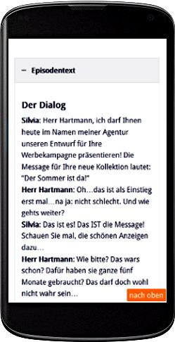 DaZPod mobil